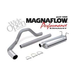 MagnaFlow Cat Back Exhaust System, for the 2002 Ford F 150