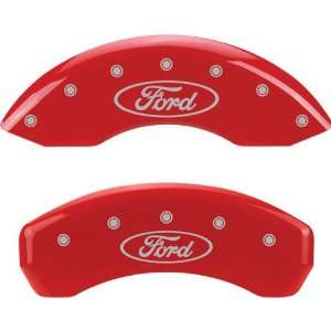 MGP Caliper Covers Ford Taurus 2010 2011 (Licensed Logo