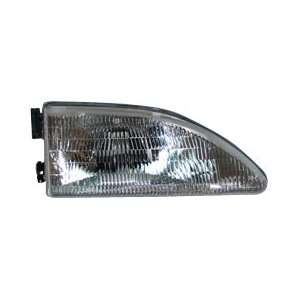 TYC 20 3076 00 Ford Mustang Passenger Side Headlight