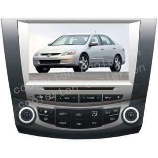 Digital HD Touchscreen DVD GPS Navigation System For 7th 2003 07