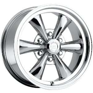 Legend 6 6x114.3 6x4.5 +15mm Chrome Wheels Rims Inch 22 Automotive