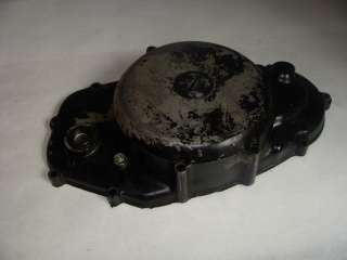 1973 Honda Elsinore CR250 Engine Side Clutch Cover   Image 02