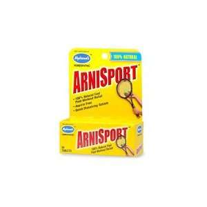 ArniSport   Relieves Muscle Pain and Soreness, 50 tabs