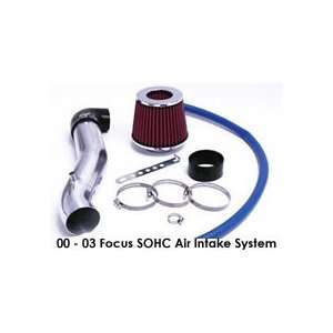 Aspec Short Ram Air Intake System   2002   2003 Ford Focus