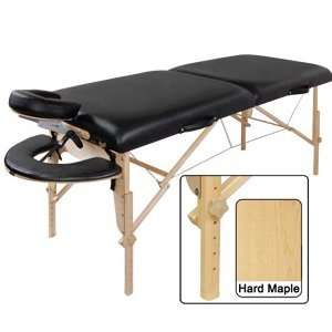 Super Luxury 3 Inch In Maple Wood Portable Massage Table