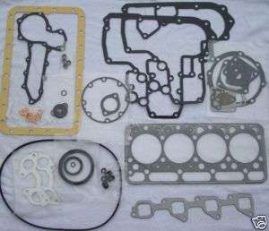 Kubota V2203 Engine Full Gasket Set
