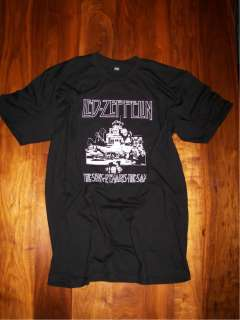 Vintage LED ZEPPELIN T Shirt Swan Song Remains The Same