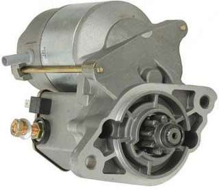 STARTER MOTOR THOMAS EQUIPMENT SKID STEER T84 D722B