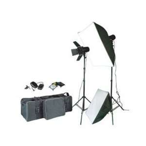 Studio Photography Flash Lighting Kit with Phtography