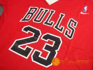 MICHAEL JORDAN #23 Chicago Bull Mens NBA T Shirts M XXL