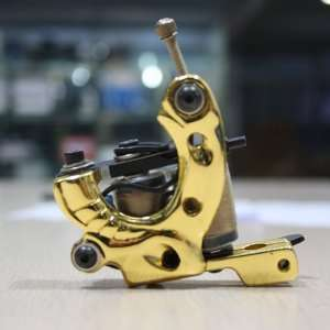 PROFESSIONAL Handmade Cast Iron Tattoo Machine Gun e010532 Beauty