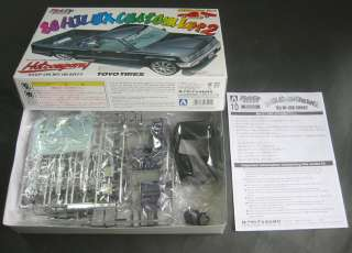 TOYOTA HILUX PICKUP Ute CUSTOM VER2 Mini truck model kit 1/24
