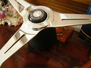 Mercedes W107 350 SL 450 SL SLC 76   79 Nardi Wood Steering Wheel 15.3