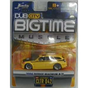 Jada Toys 1/64 Scale Diecast Dub City Big Time Muscle 2006 Dodge