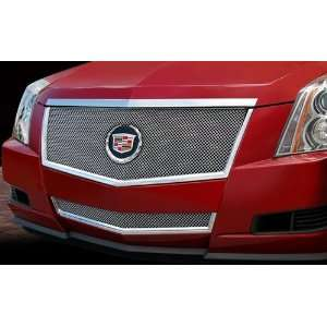 2008 2011 Cadillac CTS Coupe & Sedan 2pc Classic Chrome