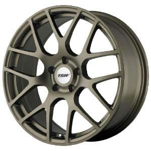 TSW Alloy Wheels Nurburgring Matte Bronze Wheel (19x9