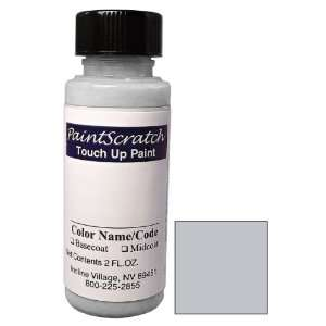 2 Oz. Bottle of Silver Metallic Touch Up Paint for 1987