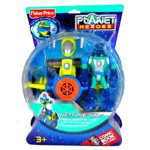 Fisher Price Year 2007 Planet Heroes Deluxe Series 6 Inch