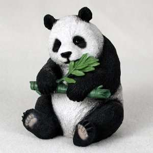 Panda Bear  Giant Panda   Zoo Animal Figurine Everything