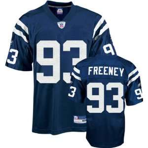 NFL INDIANAPOLIS COLTS DWIGHT FREENEY JERSEY .SIZE 50