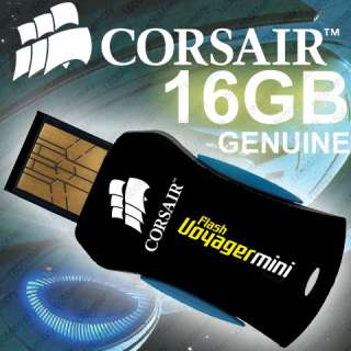 CORSAIR Flash Voyager Mini 32GB Rugged USB Thumb Drive