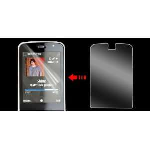 Gino Clear LCD Screen Protector Guard for Nokia N96 Electronics