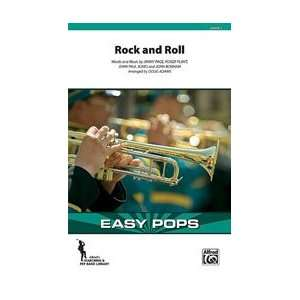 Led Zeppelin   Rock and Roll   Marching Band   Score+Parts