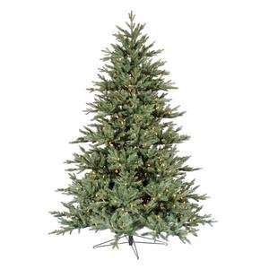 Noble Fir 800 Warm White Italian LED Lights Christmas Tree (G112476LED