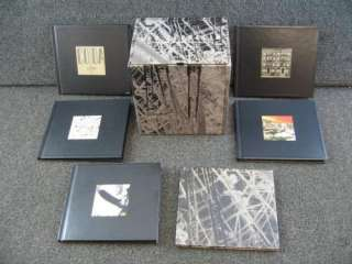 Led Zeppelin Complete Studio Recordings 10 CD Box Set 1993 Atlantic II