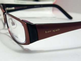 NEW AUTHENTIC KATE SPADE EYEGLASSES KS IDA JQL KS/IDA