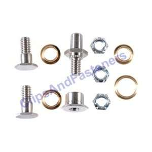 GM Stainless Steel Door Hinge Pin Kit Automotive