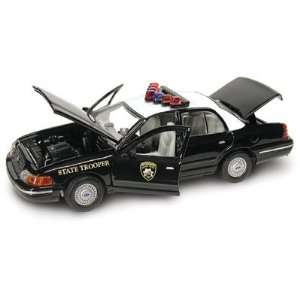 Gearbox 1/43 Wyoming State Police Ford Crown Vic Toys & Games
