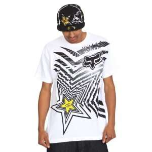FOX Racing Mens 47718 ROCKSTAR GOOD LIFE Short Sleeve Cotton Tee Shirt
