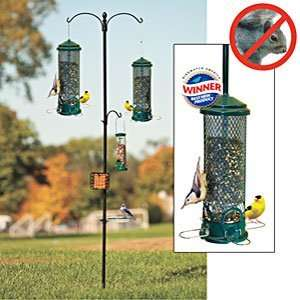 Squirrel Buster Mini Bird Feeder Patio, Lawn & Garden