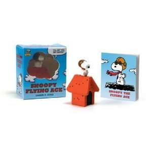 Peanuts Snoopy the Flying Ace (Mega Mini Kits) [Hardcover