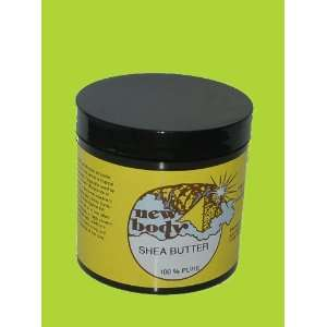 New Body Products   100% Pure Shea Butter Beauty