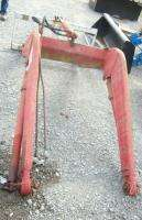 Massey Ferguson MF90 MF 90 Farm Tractor Loader w/ Hay Spear Fits 165