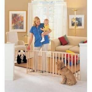 North States Extra Wide Swing Gate    Pet
