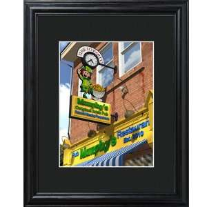 Personalized Time to Party Irish Pub Sign Kitchen