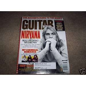 GUITAR WORLD MAGAZINE   JUNE 2005   NIRVANA Everything