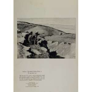 1923 Remington Indian Cheyenne Scout Horse West Print