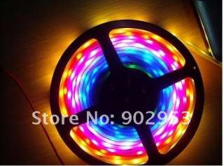 Hot sales Dream color RGB 5M 5050 Flash LED Strip Light 94 change good