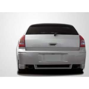 2005 2008 Dodge Magnum Couture Luxe Rear Bumper