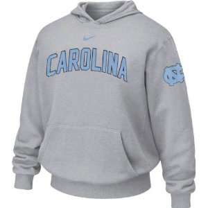 North Carolina Tar Heels Nike Youth Team Wordmark Pull Over Hooded