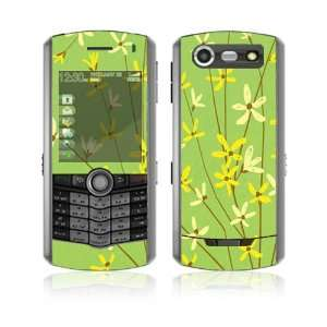 Flower Expression Design Protective Skin Decal Sticker