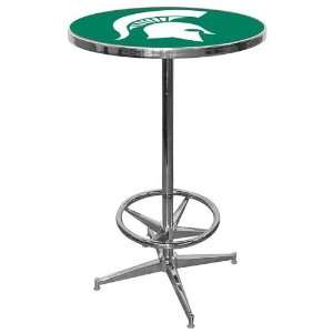 Michigan State University Spartans Pub Table Sports