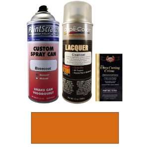 12.5 Oz. Hemi Orange Pearl Spray Can Paint Kit for 2010 Dodge Caliber