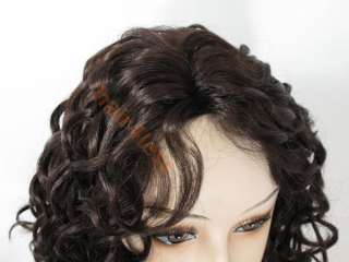 Handmade Plus Pure Stretch Cap Full Wig OPRAH HM4 in #4