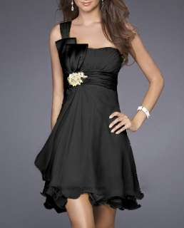 Womens Chiffon Formal Party Evening Bridesmaid Cocktail dress