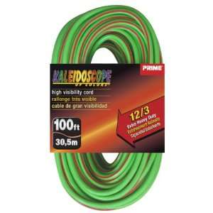 Extra Heavy Duty Outdoor Extension Cord with Prime light Indicator